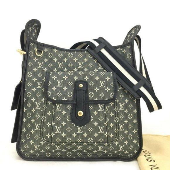 Louis Vuitton Handbags - Louis Vuitton Monogram Mini Besace Mary Kate Bag